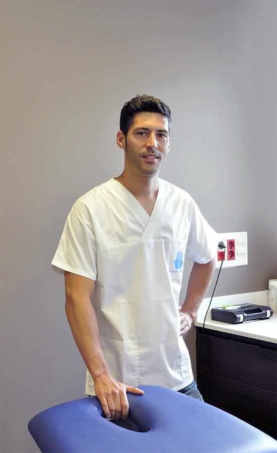 Fernando Delgado. Fisioterapeuta de fisiogranolers.com