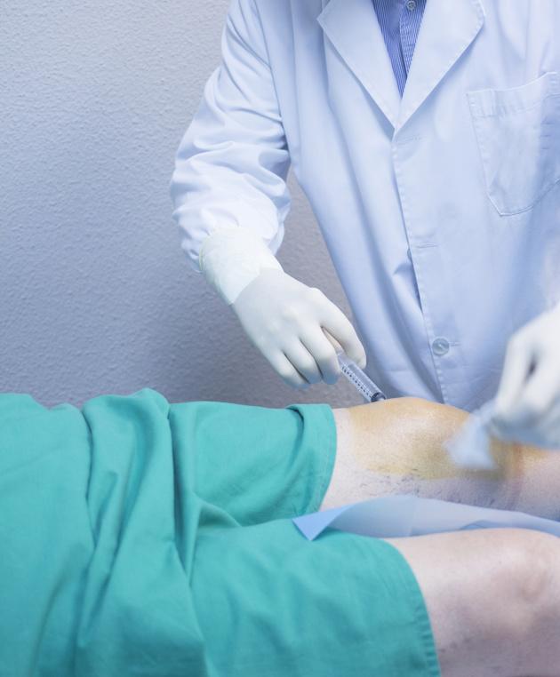 Reumatologo con PRP en Granollers